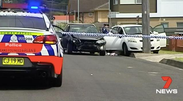 Woman assaulted after two-car crash in Balgownie