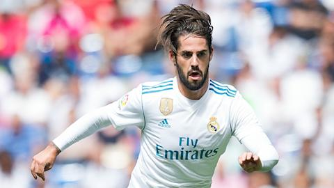 Isco Extends His Contract With Real Madrid Until 2022