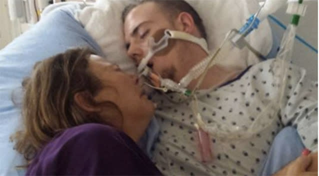 Mom Whose Son Michael Kent Died From Painkillers Speaks Out