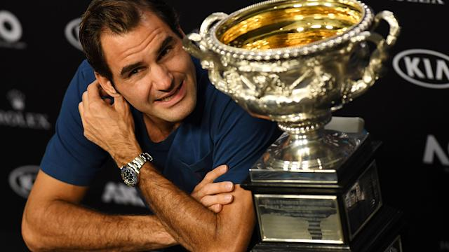 Can Federer go back-to-back? Image Getty