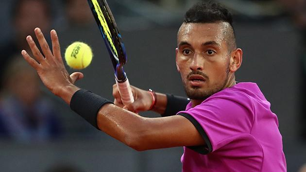 Nick Kyrgios finally gets a coach