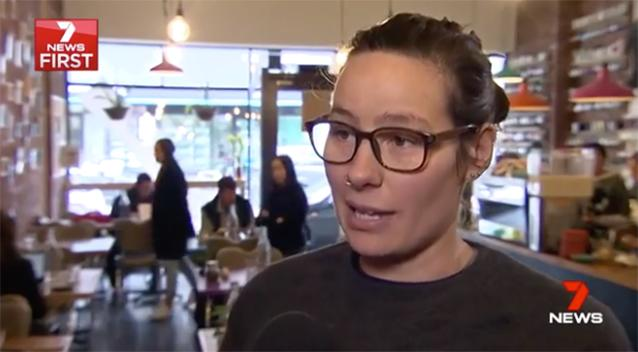 Melbourne cafe charges men 18 percent premium