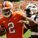 Kelly Bryant shines in first game as Clemson's starting QB