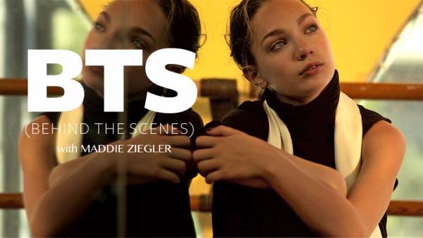 BTS: Maddie Ziegler