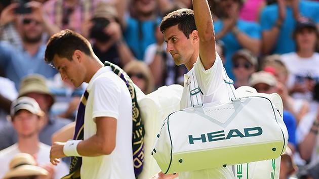 Wimbledon: Bernard Tomic loses sponsor, fined after 'bored' comments