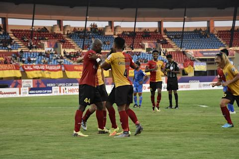 East Bengal FC Goa Super Cup 2018