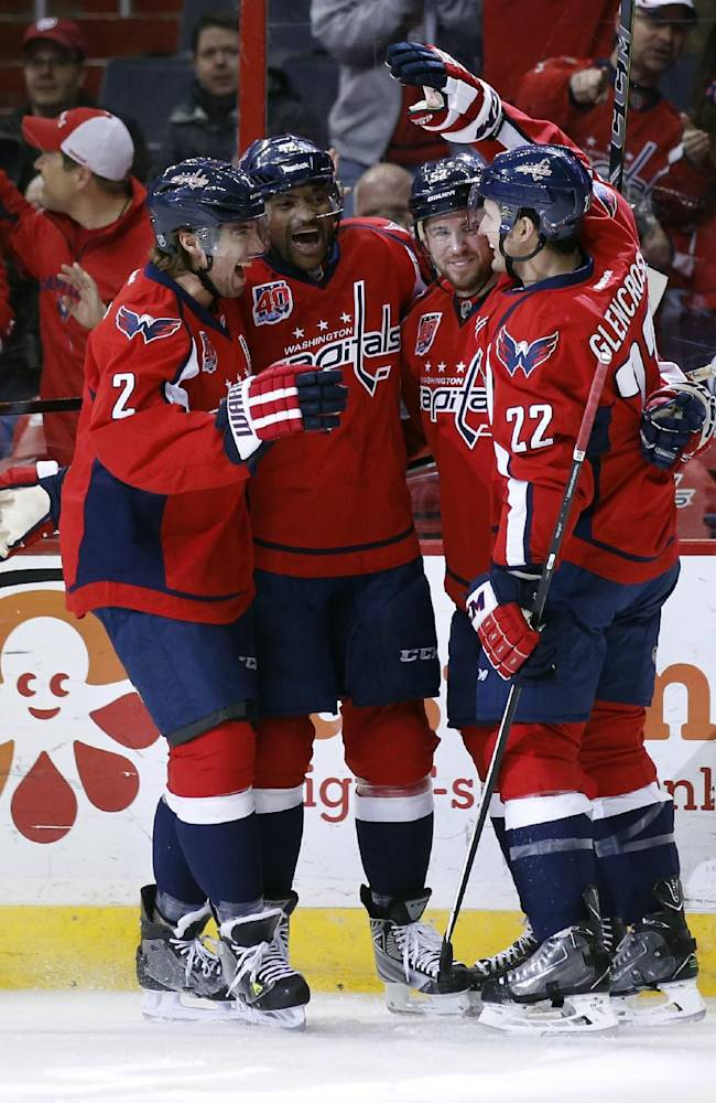 Pominville lifts Wild over Capitals 2-1