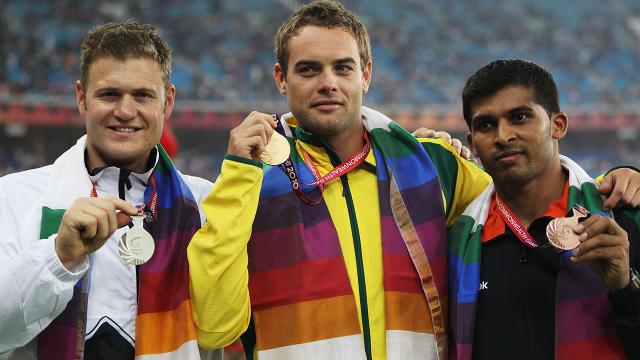 Aussie Olympian Jarrod Bannister dies, age 33