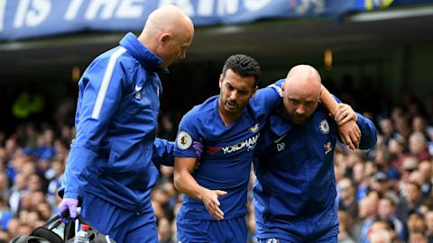 Chelsea boost ahead of Saturday's Premier League clash at Stoke