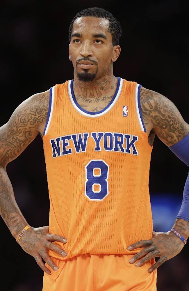 NBA fines JR Smith for Twitter rant