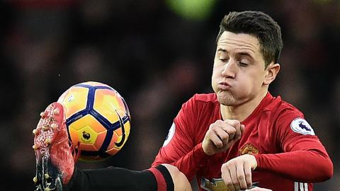 Ander Herrera Manchester United 31122016