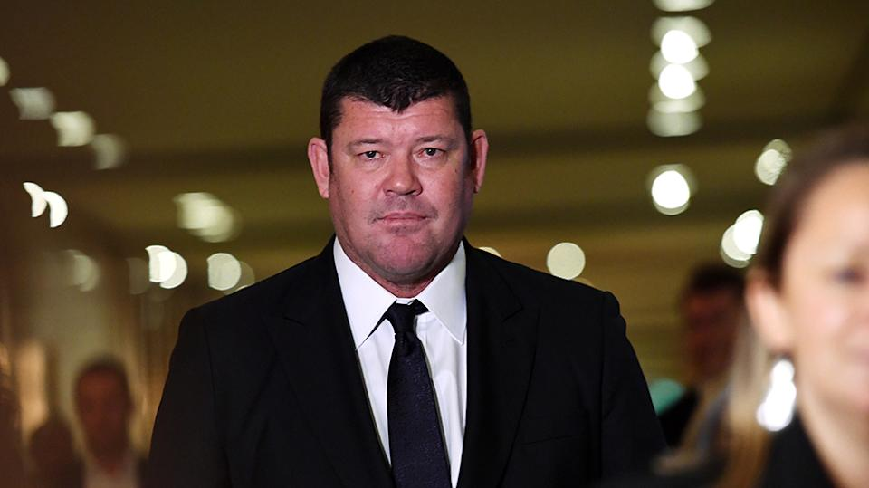 James Packer resigns from Crown board