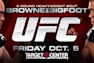 UFC on FX 5 TV Ratings Lowest of Any Preliminary Bouts Broadcast on Fuel TV
