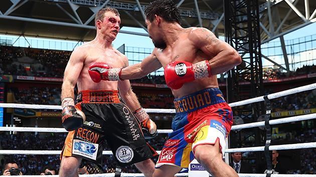 Manny Pacquiao wants Jeff Horn rematch, on one condition