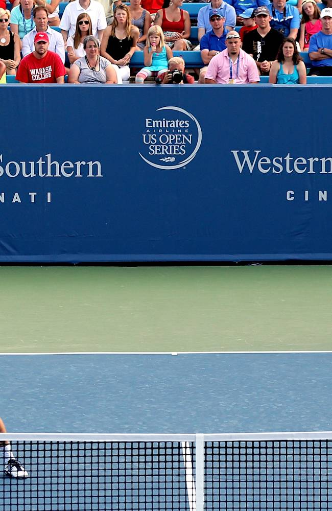 Western & Southern Open - Day 8