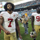 Colin Kaepernick to have exhibit at National Museum of African American History and Culture