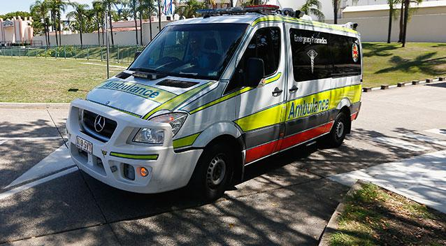 Woman fighting for life after suffering heatstroke at Gold Coast market