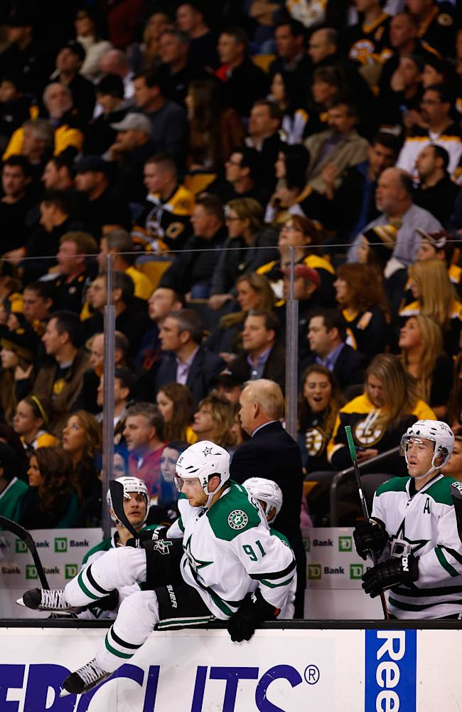 Dallas Stars v Boston Bruins