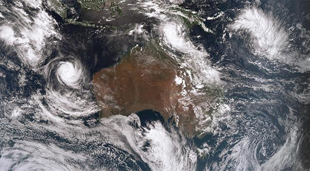 Cyclone Nora and Marcus major threat for Australia