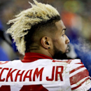 Giants pressing fantasy questions: Will Beckham/Marshall be a dynamic or disastrous duo?