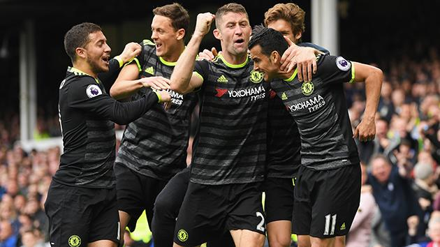 Chelsea are two wins from Premier League glory