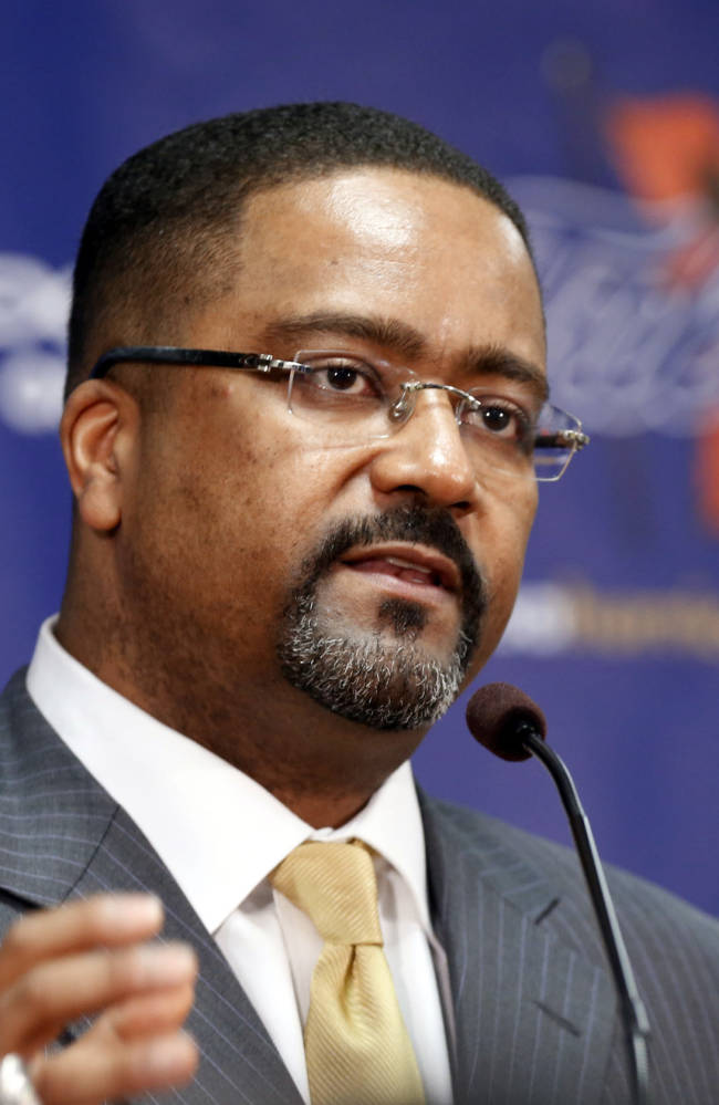 Tulsa hires Frank Haith as new hoops coach