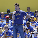 GM Bob Myers: Warriors went 'way over' Joe Lacob's offseason budget