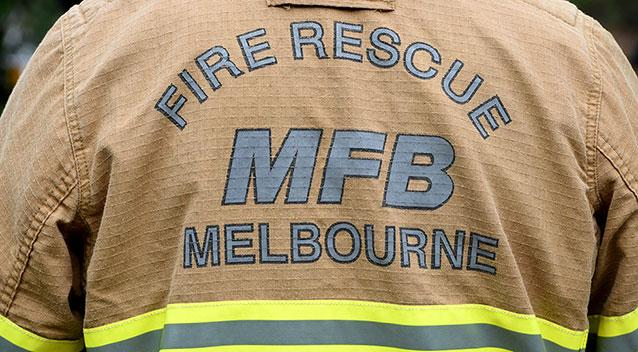 Woman recovering after four days trapped under Melbourne house