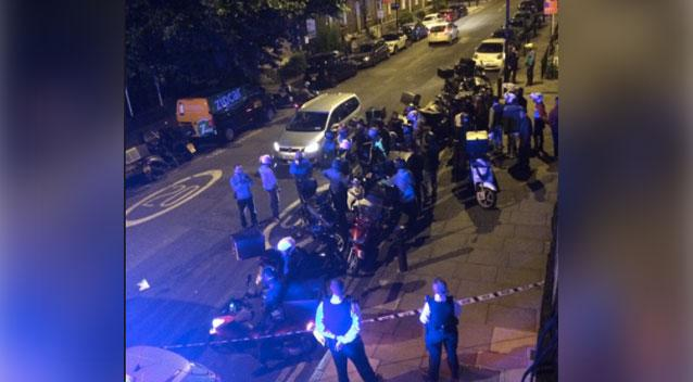 Police investigate five 'acid attacks' in east London