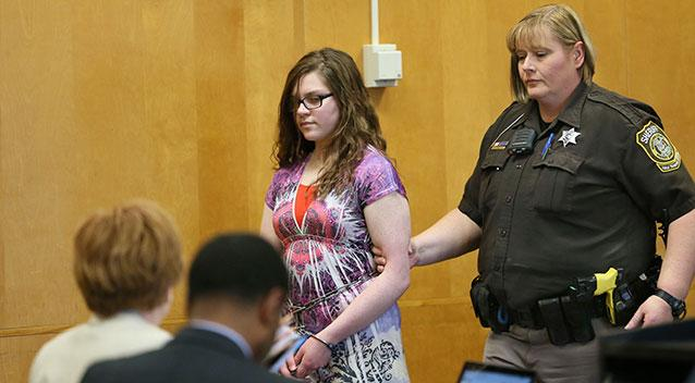 Anissa Weier pleads guilty to amended charge in so-called Slenderman case