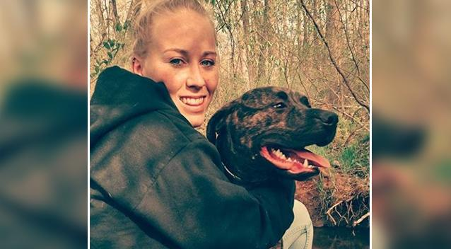 Woman found dead in woods mauled by dogs
