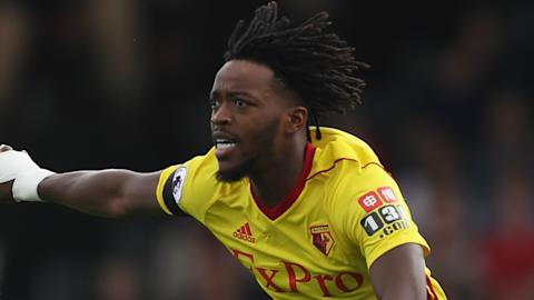 Michy Batshuayi brace gives Chelsea 2-1 Premier League win over Watford