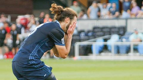 Graham Zusi Sportng Kansas City