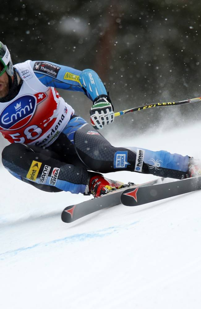 Audi FIS World Cup - Men's Super G