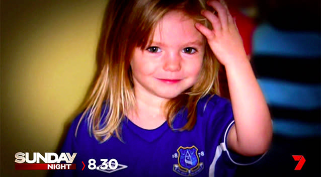 Madeleine McCann's parents urge Australian TV crew to hand over 'new evidence' to police amid claims of 'major' breakthrough Art_maddiepreview2