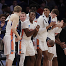 Florida buzzer-beater downs Wisconsin in OT, sets up all-SEC Elite Eight battle
