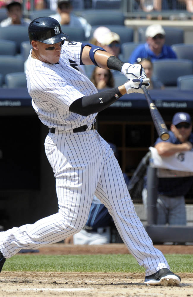 Image result for Aaron Judge 2016 baseball photos