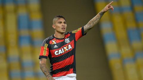 Paolo Guerrero Palmeiras 2015