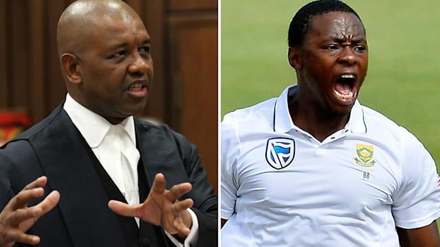 Dali Mpofu to Represent Rabada At ICC Appeal