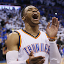 In Game 3 duel with James Harden, Russell Westbrook refused to let Thunder's season die