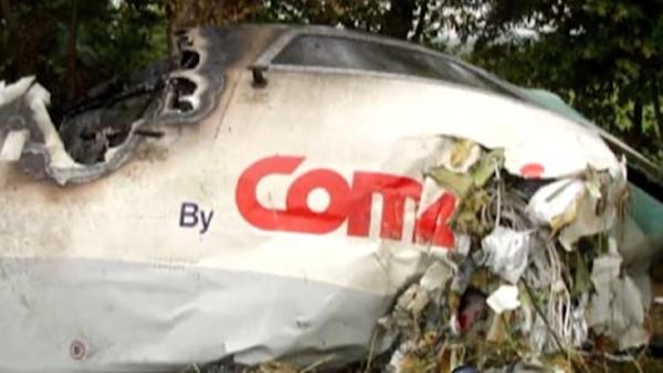 Nightline 05/16: Lone Survivor of 1987 Plane Crash Breaks Silence