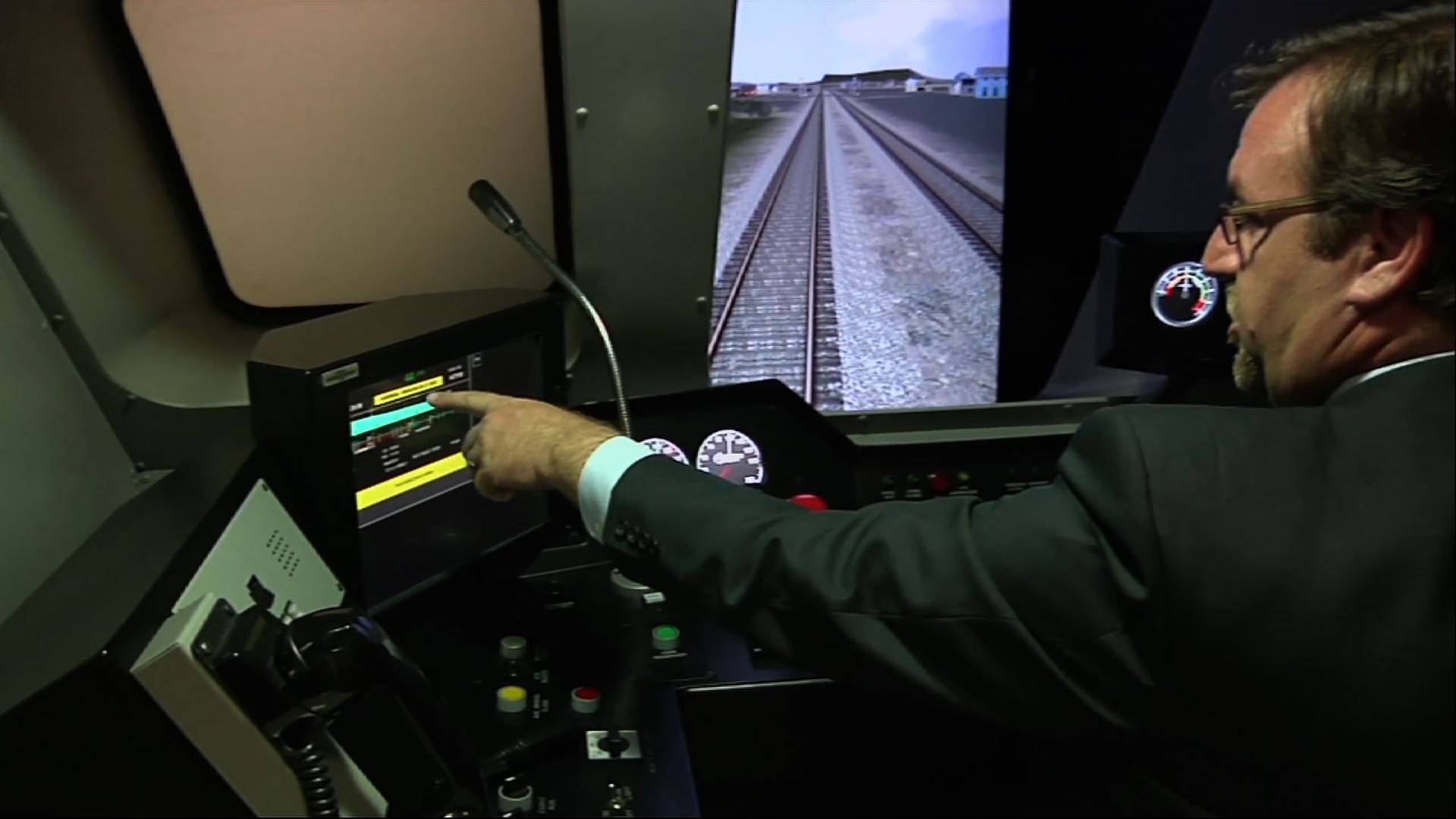 Raw: Train Safety Tech Explained