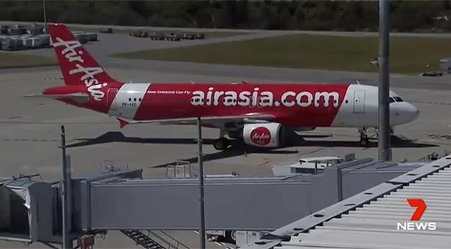 Video shows passengers terrified as AirAsia flight plummets 20000 feet in minutes