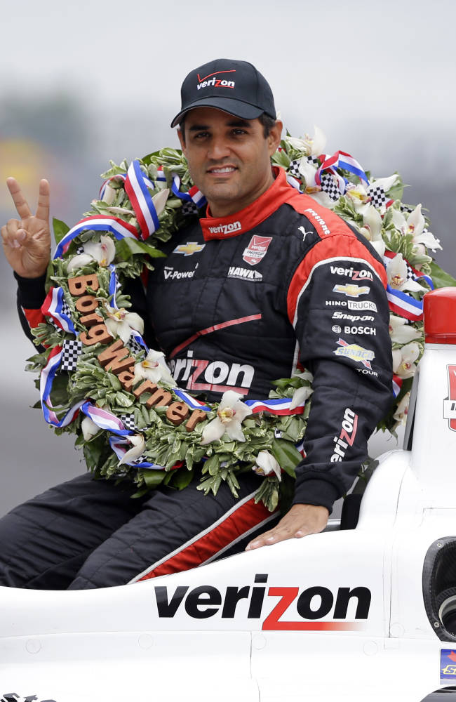 Montoya earns $2.4 million for Indy 500 win