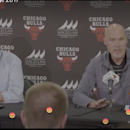 NBA draft: Bulls fans let out their frustrations during team's Facebook Live session