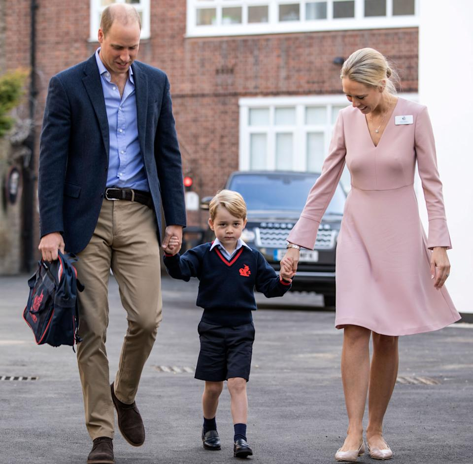 London police arrest woman after incident at Prince George's school