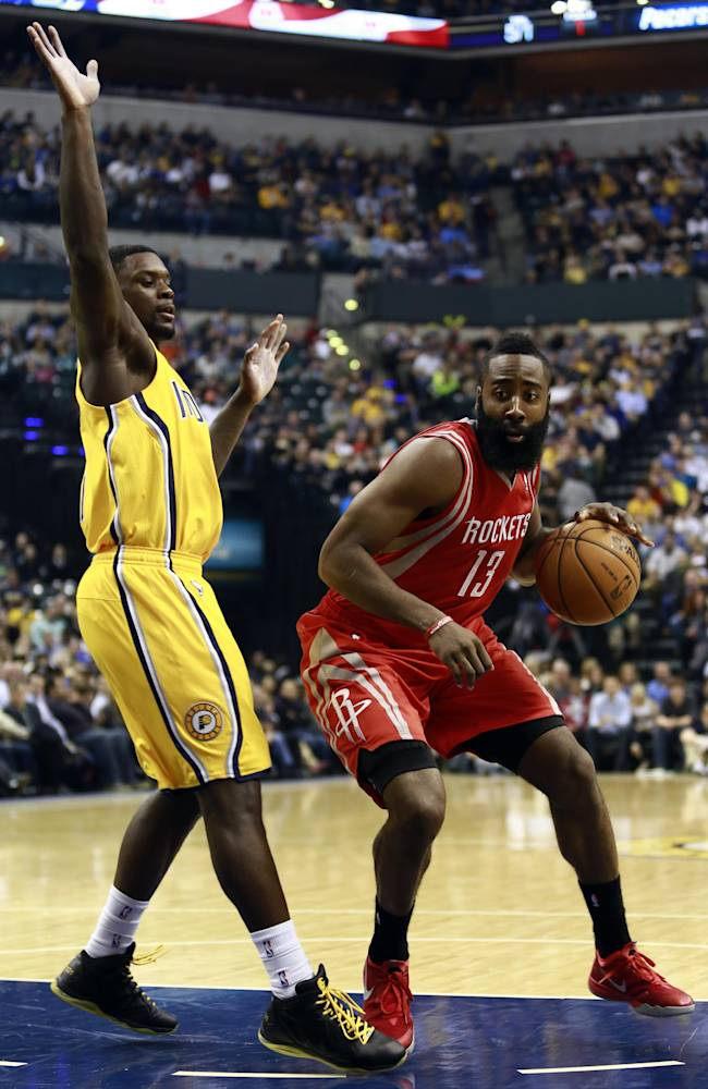 Pacers snap 2-game skid by routing Houston 114-81