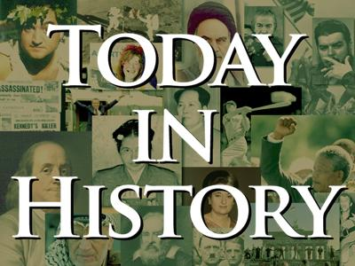 Today in History for August 8th