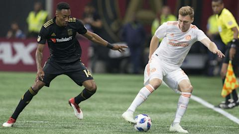Miguel Almiron and VAR help Atlanta United rout LAFC