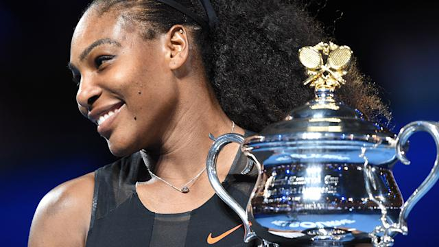 Serena hints of comeback
